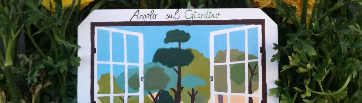 Angolo sul giardino guest house